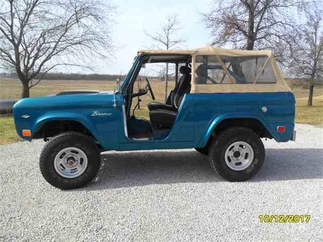 Picture of '68 Bronco - NA5S