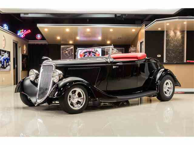 Picture of '34 Roadster - NA5X