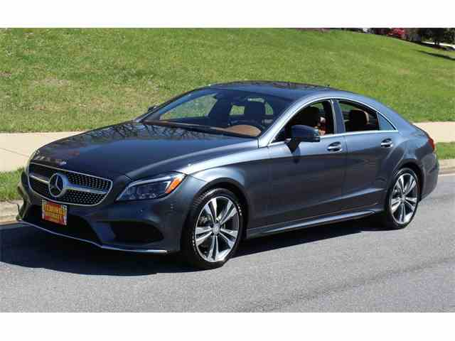 Picture of '16 CLS-Class - NA6A