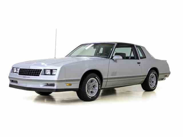 Picture of '87 Monte Carlo - NA6I