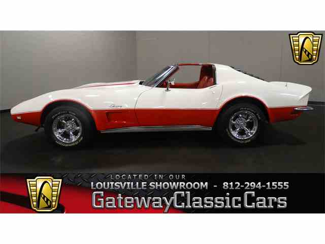 Picture of Classic '72 Corvette located in Memphis Indiana - $19,995.00 Offered by Gateway Classic Cars - Louisville - NA6J