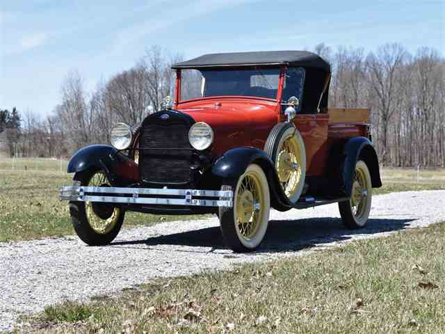 Picture of '29 Model A - NA6N