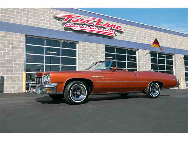 Picture of 1975 LeSabre located in St. Charles Missouri Offered by  - NA6O