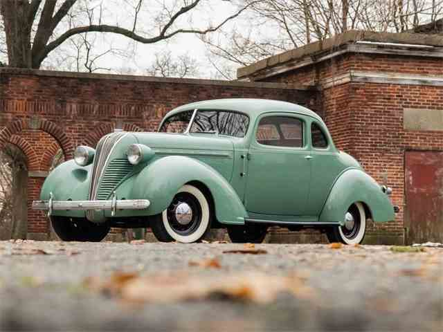 Picture of '37 71 DeLuxe Utility Coupe - NA6W