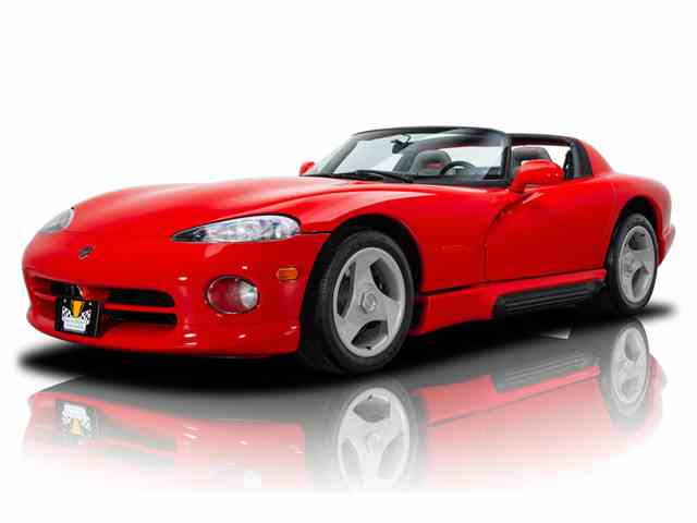 Picture of '94 Dodge Viper located in Charlotte North Carolina Offered by RK Motors Charlotte - NA7D