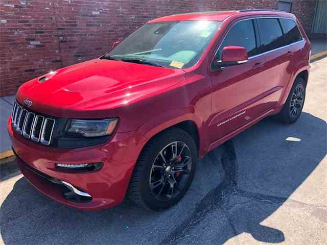Picture of 2014 Jeep Grand Cherokee located in Kansas - NA7J