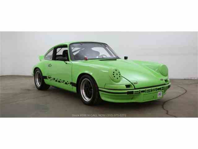 Picture of '73 911 located in Beverly Hills California - $46,500.00 - NA7S