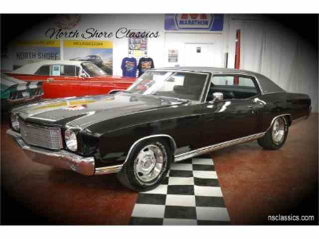 Picture of '70 Monte Carlo - N5TL