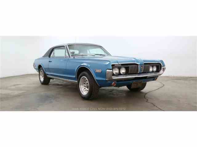 Picture of '68 Cougar - NA7W