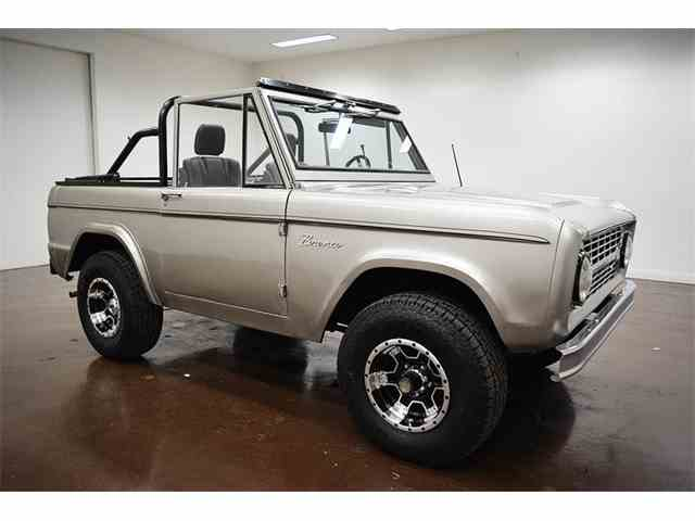 Picture of '66 Bronco - NA81