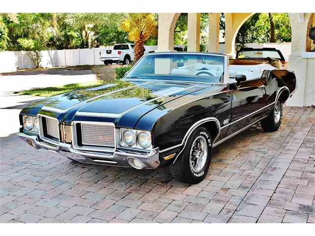 Picture of '72 Cutlass - NA8B