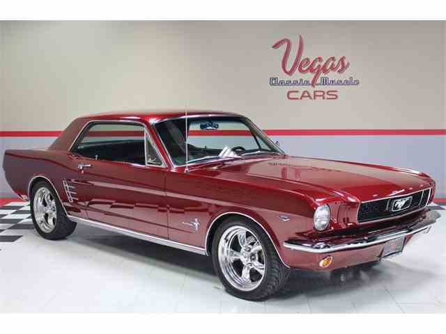 Picture of '66 Mustang - NA8C