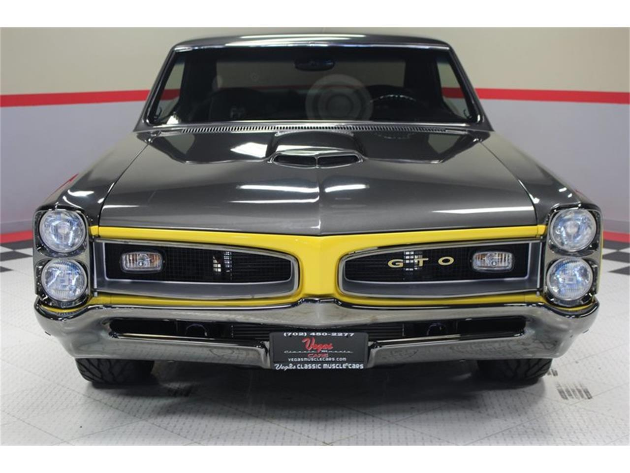 Large Picture of '66 GTO - NA8F