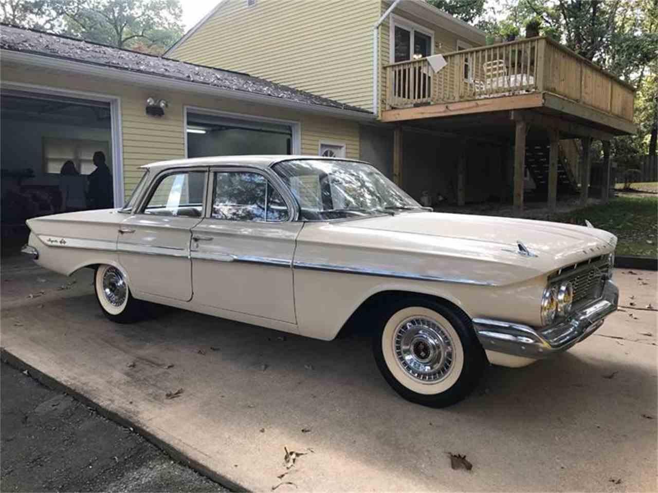 1961 Chevrolet Impala for Sale   ClassicCars.com   CC-1086369