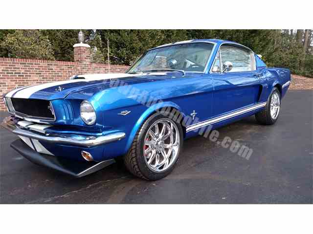 Picture of '65 Mustang - NA8Y