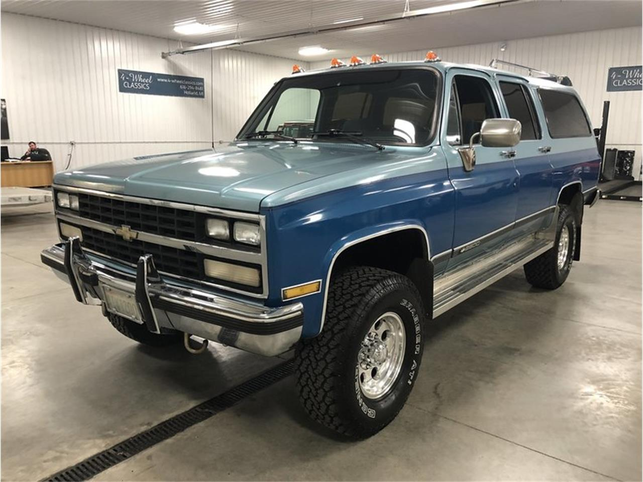 1989 chevrolet suburban for sale classiccars com cc 1086374 1995 Chevy Suburban large picture of \u002789 suburban na92