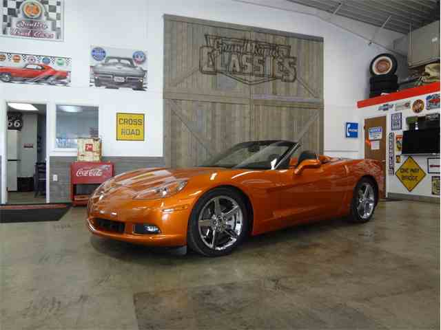 Picture of '08 Corvette - NA93
