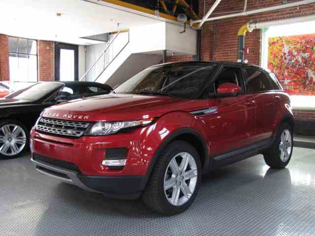 Picture of '15 Range Rover Evoque - NA9A