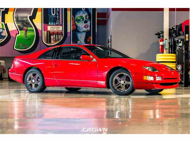Picture of '96 Nissan 300ZX Offered by Crown Concepts LLC - NA9E