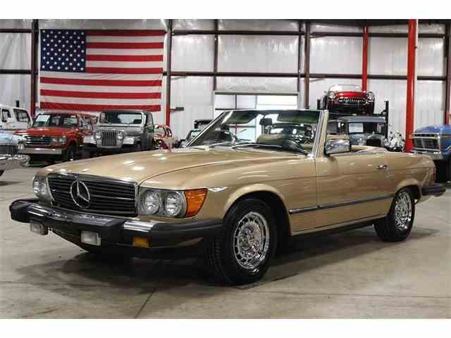 Picture of '81 380SL - NA9U