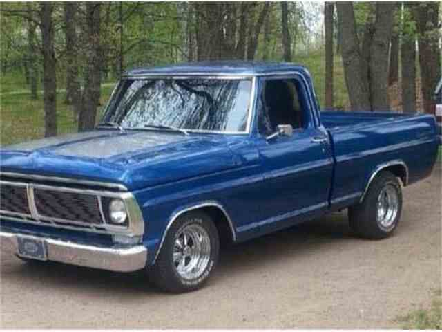 Picture of '71 F100 - NAA5