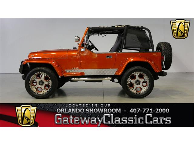 Picture of '94 Wrangler - N5TV