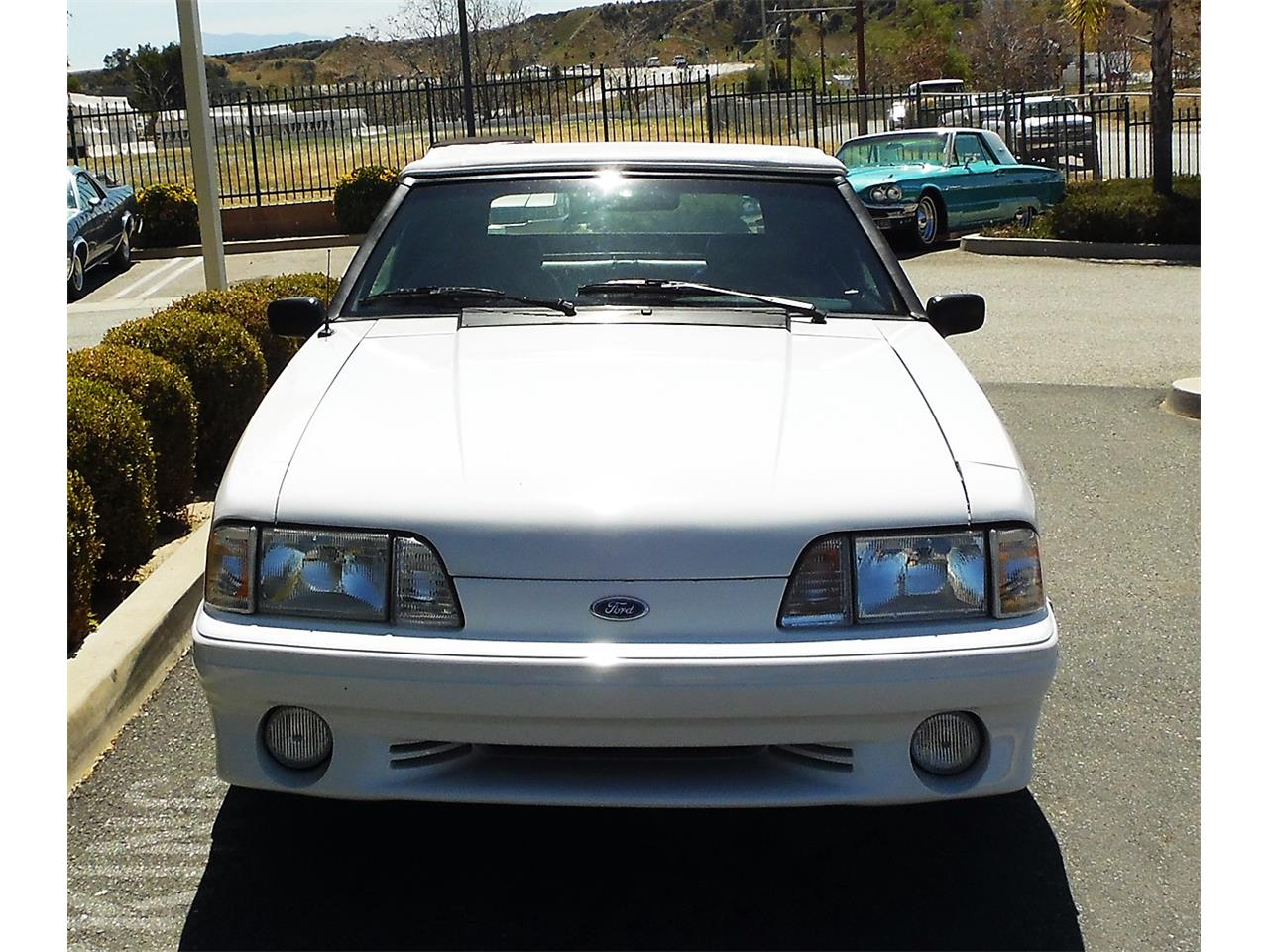 Large Picture of '90 Mustang GT - NAAV