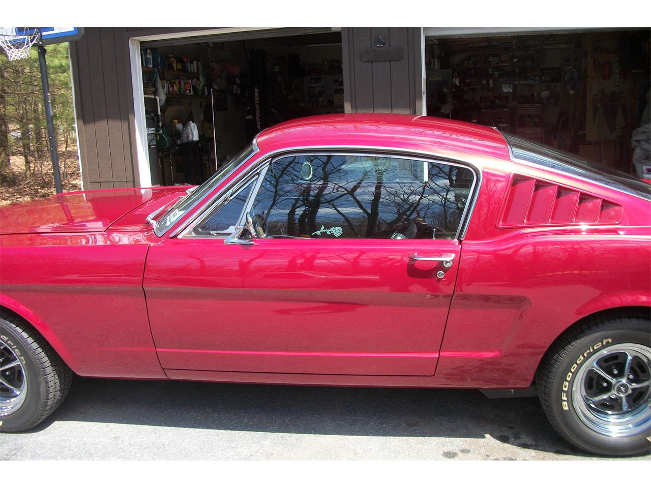 Large Picture of '65 Mustang - NAB6