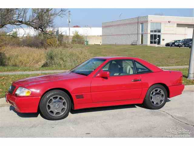 Picture of '95 170D located in Alsip Illinois - $12,900.00 Offered by Midwest Car Exchange - NABA