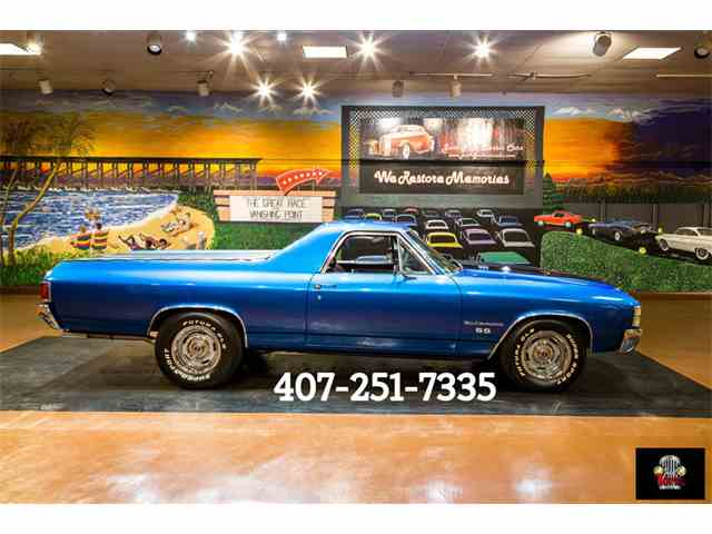 Picture of 1971 El Camino located in Florida Offered by  - NABF