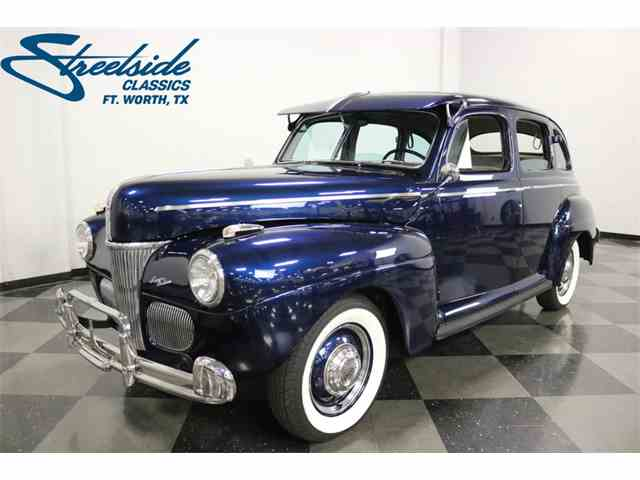 Picture of '41 Ford Super Deluxe Offered by  - NABJ