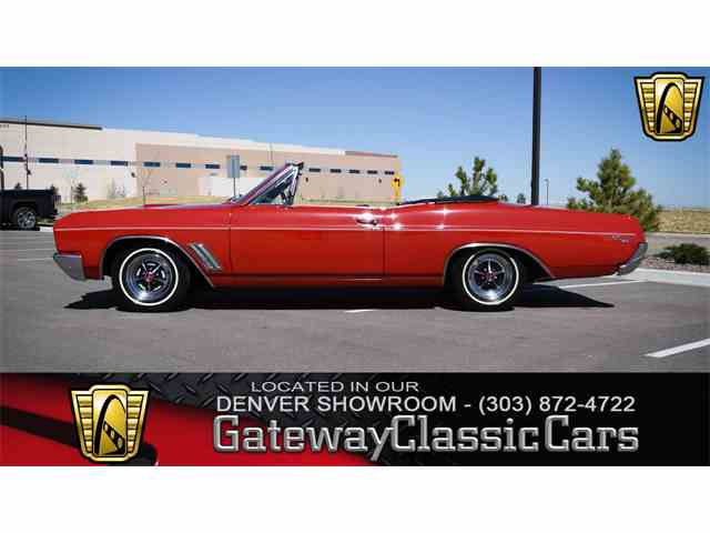 Picture of '67 Buick Gran Sport - $41,995.00 Offered by  - NABT
