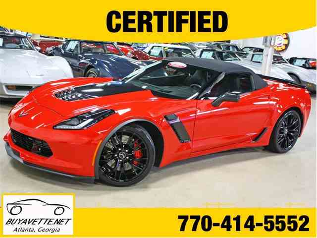 Picture of '15 Corvette - NACB