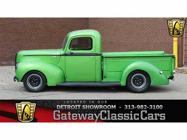 Picture of '41 Pickup - NACH