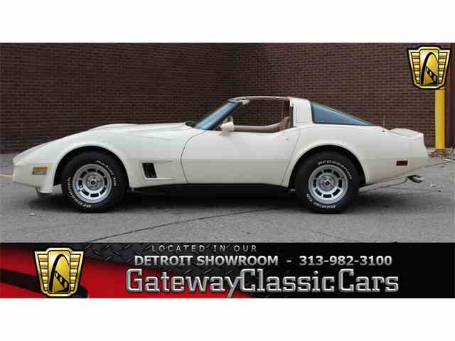 Picture of '81 Corvette - NACI