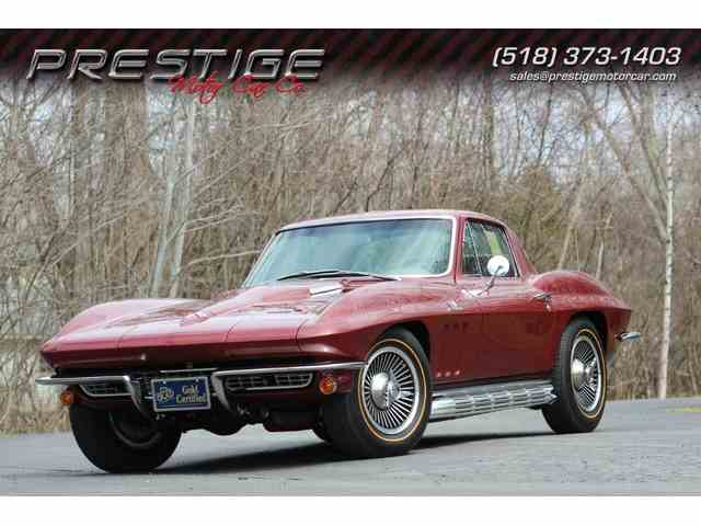 Picture of '66 Corvette - NACJ