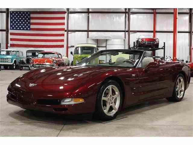 Picture of '03 Corvette - N5U2