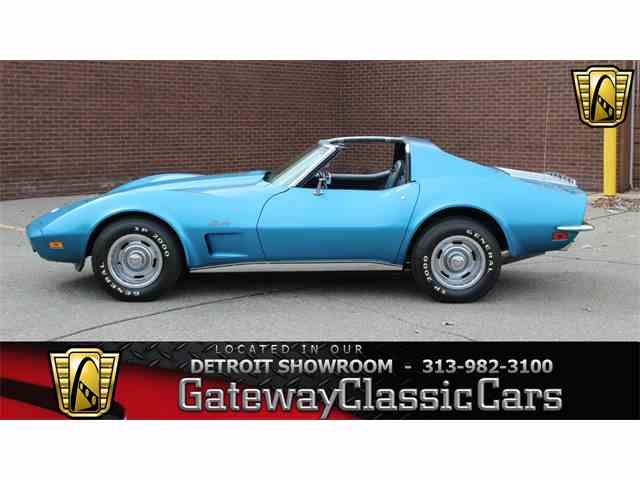 Picture of '73 Corvette - NACK