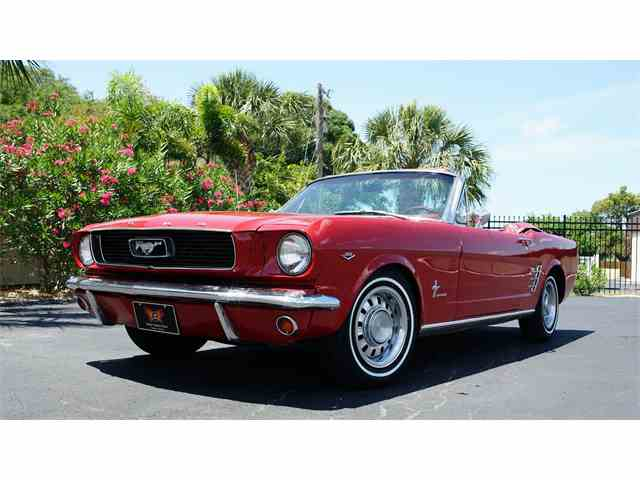 Picture of '66 Mustang - NACO