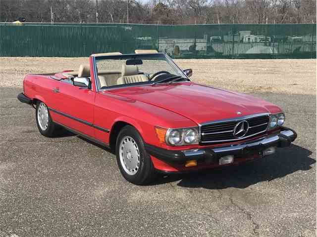 Picture of '88 560SL - NACP