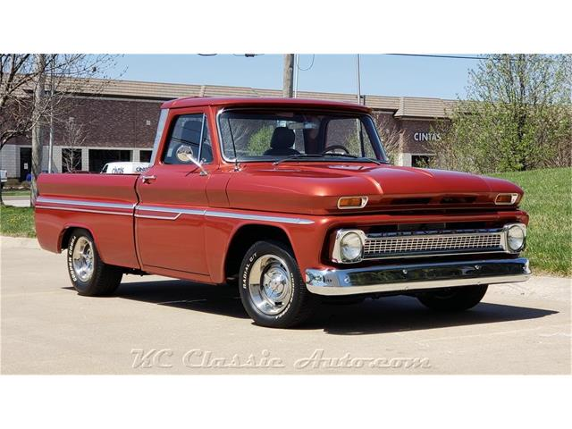 Picture of 1964 Chevrolet Pickup - $33,900.00 Offered by  - NACT