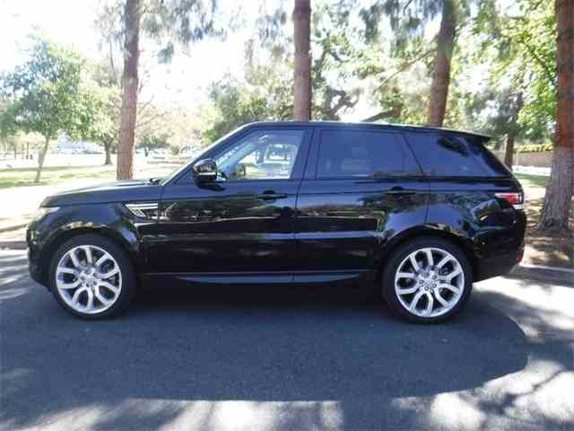 Picture of '15 Range Rover Sport - NACY