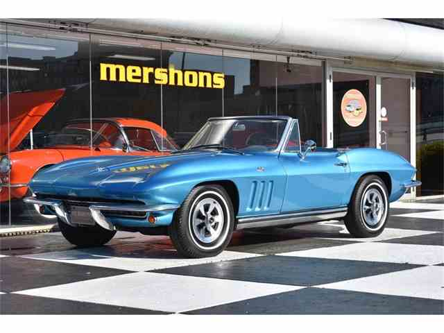 Picture of '65 Corvette - NACZ