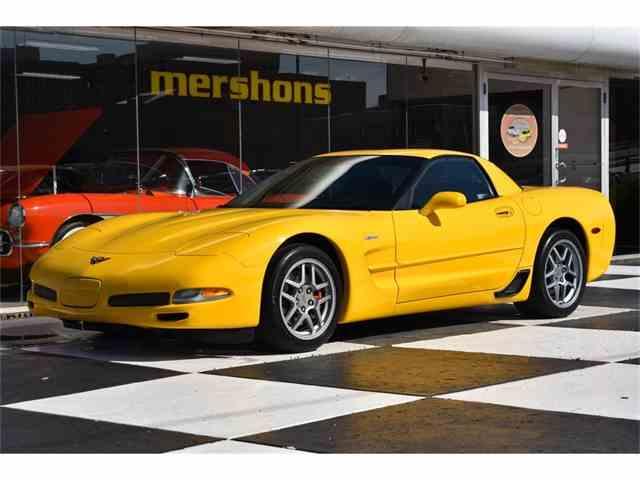 Picture of '02 Corvette Z06 - NADE