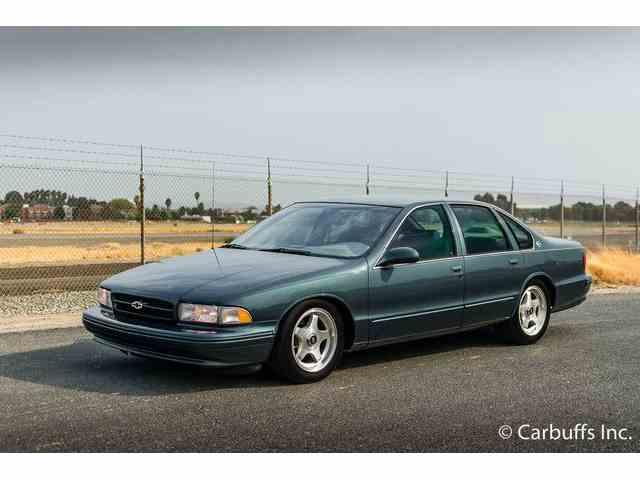 Picture of '96 Impala SS - NADU