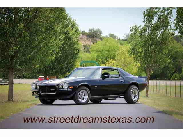 Picture of '72 Camaro located in Fredericksburg Texas - $37,500.00 Offered by Street Dreams Texas - NADZ