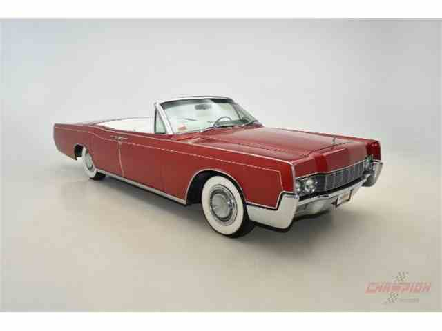 Picture of '67 Continental - N5U8