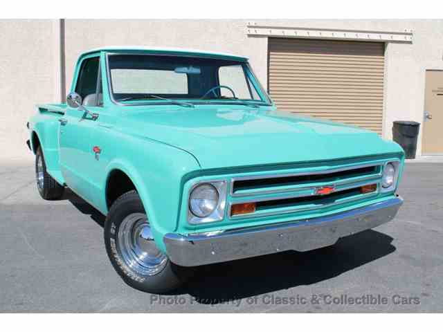 Picture of '67 C10 - NAEB
