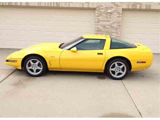 Picture of '95 Corvette ZR1 - NAEP