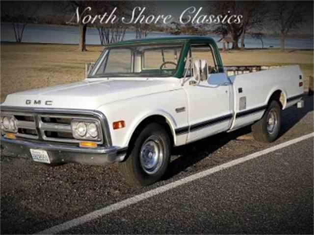 Picture of '72 Pickup - N5UA